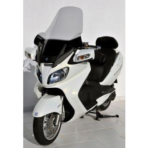Ermax High Screen Windshield +18cm (Hand Protection) for Suzuki Burgman 650 Executive '05-'12