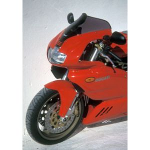 Ermax High Screen Windshield for Ducati 750, 900EI SS '99-'04 & 800SS, 1000SS, 620S, 800S '03-'07