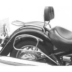 Leather Bag Holder - Yamaha XV 1600 Roadstar
