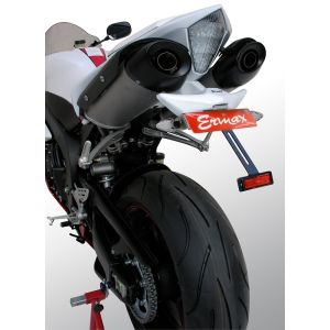 Ermax License Plate Holder for Yamaha FZ6, FZ6 Fazer, S2 '04-'10