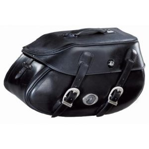 Buffalo leather bag set - 30 liter for C-Bow only