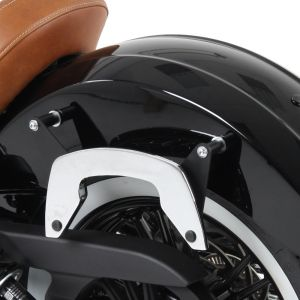 Hepco & Becker C-Bow Carrier for Indian Scout & Sixty '15- in Chrome