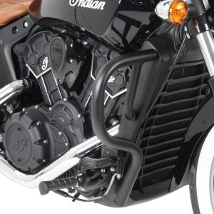 Hepco & Becker Engine Guard for Indian Scout & Sixty '15- in Black