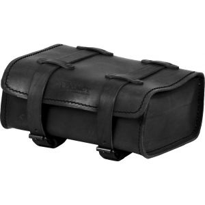 Hepco & Becker Legacy Rear Leather Bag in Black