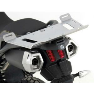 Enlargement for rear rack - Yamaha XT 660 Z Tenere