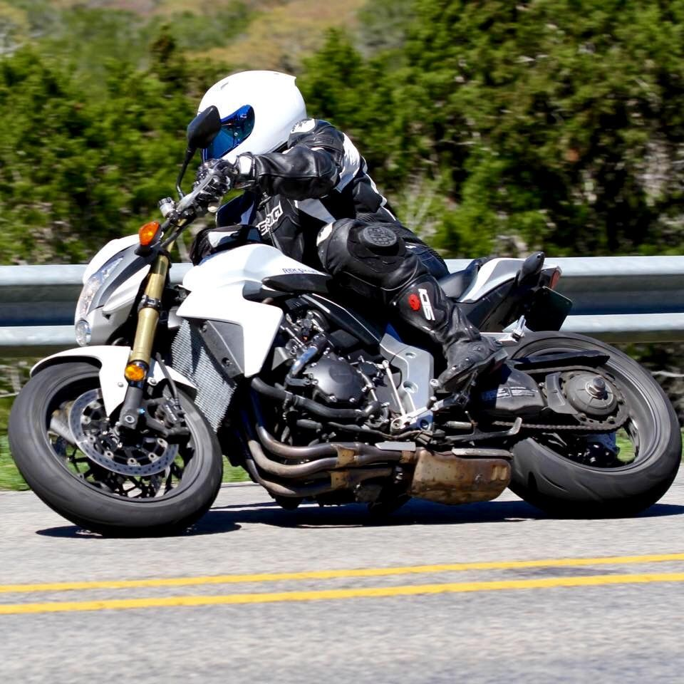 Honda CB500F Ermax 1